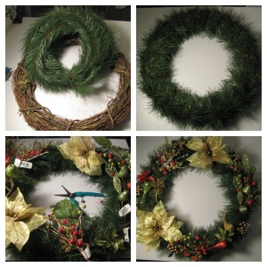 Garland Wreath 2