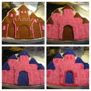 Enchanted Castle Step by Step