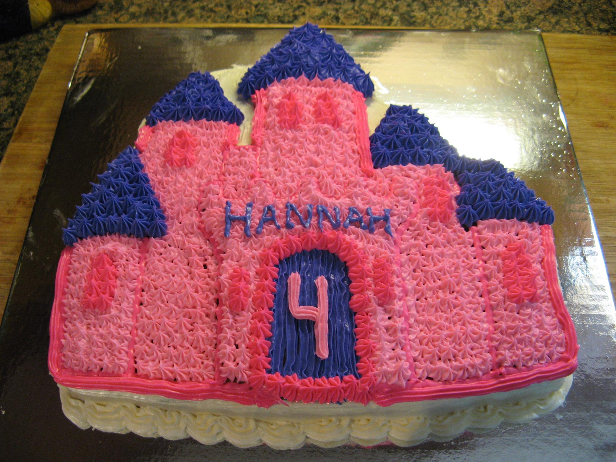 Enchanted Castle Cake Bead Yarn Spatula