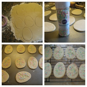 Easter Cookies 1