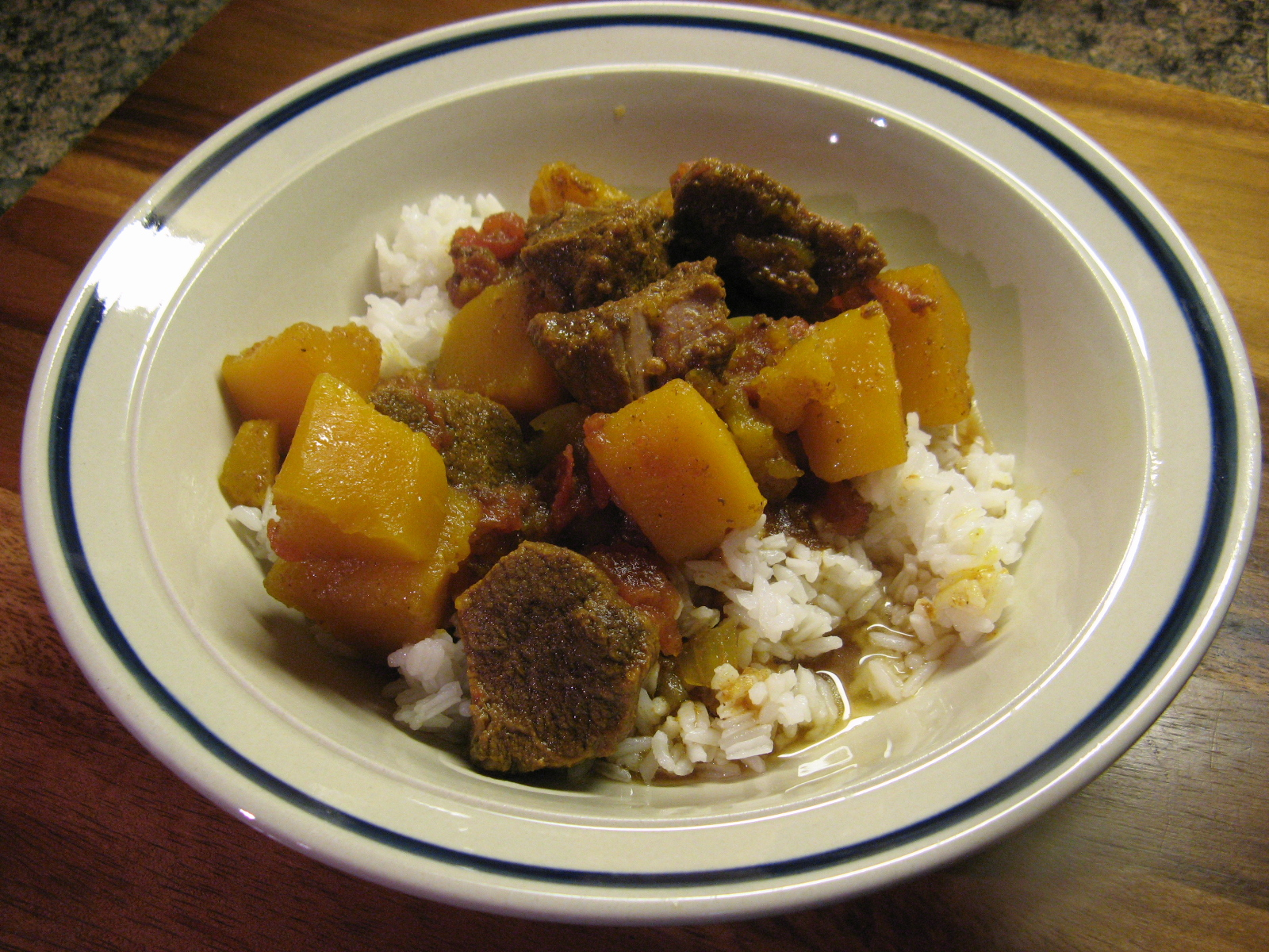 Slow Cooker Sunday: Moroccan Spiced Butternut Squash and Beef Stew ...