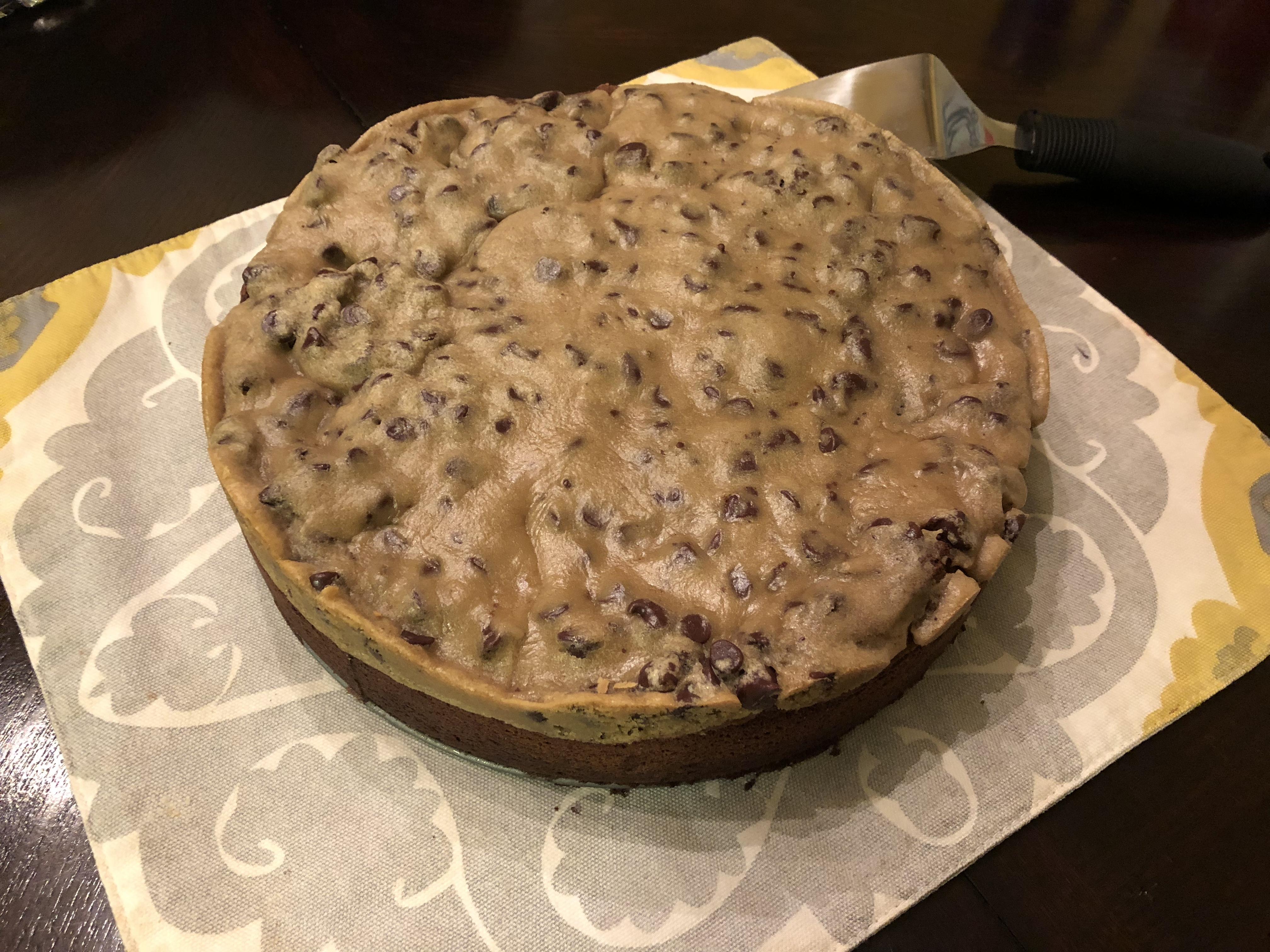 20 Layer Brownie Cookie Cheesecake – Bead Yarn & Spatula